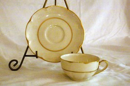 Theodore Haviland Concorde  Cup And Saucer - $9.00