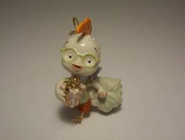 Lenox Chicken Littles Big Christmas Surprise Ornament Disney 2005 - $19.99