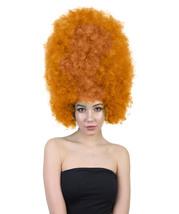 Super Size Jumbo Golden Brown Afro Wig HW-1560 - $36.85