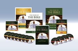 The Story of the Bible: Vol. II - The New Testament (Complete Set)
