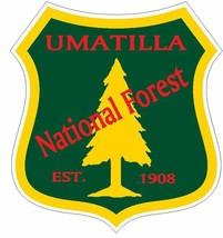 Umatilla National Forest Sticker R3323 You Choose Size - $1.45+