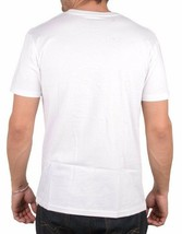 Deadline Mens White Gold Rosary Logo T-Shirt DL-T2300 USA Made NWT image 2
