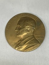 """Bronze Presidential US Mint 3"""" High Relief Peace Medal - Harry S. Truman - $20.00"""