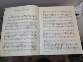 Milady's Bandbox Vintage Musicbook w Piano Sheet Music image 6
