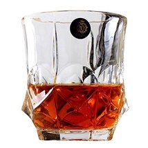 Unique Design Transparent Whiskey Glass Wine Cup Drinking Cup-A2 - $29.00