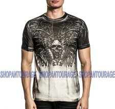 Xtreme Couture Rusty Bones X1788 New S/S MMA UFC Graphic T-shirt By Affl... - $23.95