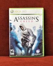Original Assassin's Creed 1 (Microsoft Xbox 360, 2007) Complete - $9.46