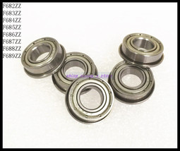 PAWZYQ 20pcs/Lot F685ZZ F685 ZZ 5x11x5mm Flange Bearing Thin Wall - $22.95