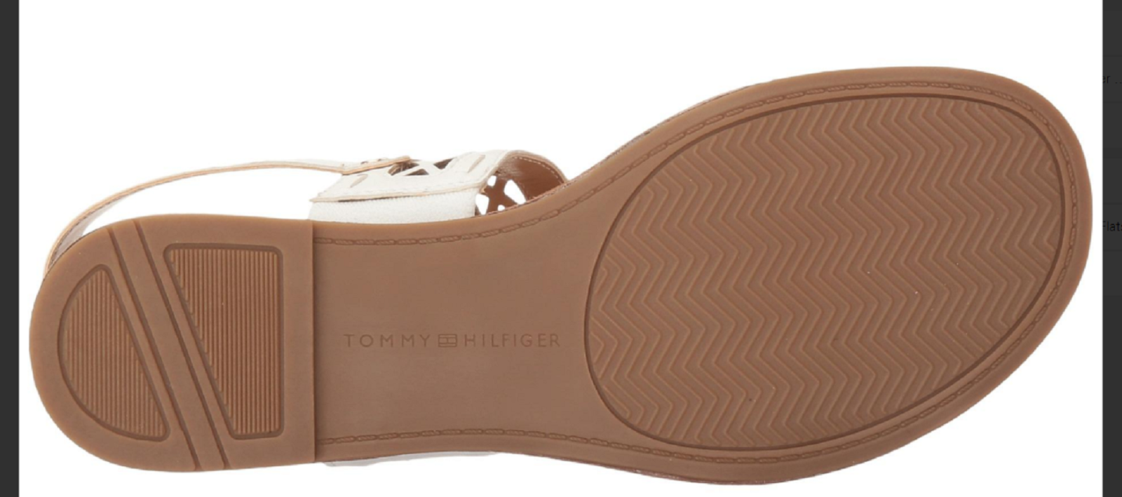 Tommy Hilfiger Women's Lunia Ankle-High Sandal size 7