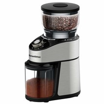 Conical Burr Coffee Grinder Electric,Stainless Steel Automatic Coffee Mi... - $123.99