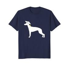 Greyhound Wearing Grad Cap Graduation Dog T-Shirt - $17.99+