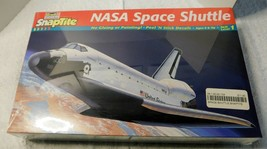 1998 Revell MONOGRAM SNAP TITE MODEL KIT NASA SPACE SHUTTLE 1/200 NEW SE... - $14.25