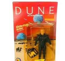 Feyd Sting Cat Dune action figure toy 1984 LJN MOC Battle Matic vtg sand... - $193.05