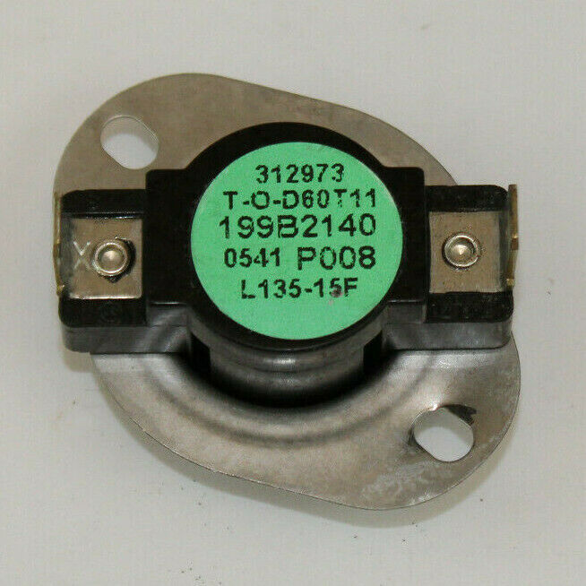 Primary image for General Electric Dryer : Operating Thermostat (WE4X691 / WE4M127) {P4936}