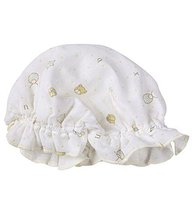 Summer Baby Hats/Caps Double Pure Cotton Cloth Caps [Yellow 3290]