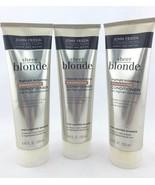 John Frieda Collection Sheer Blonde Enhancing Conditioner *Triple Pack* - $16.99