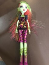 Monster High Doll - Venus McFly Trap First Wave - $21.33