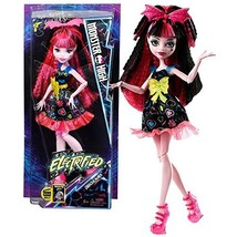 Mattel Year 2016 Monster High Electrified Series 11 Inch Doll Set - Daug... - $27.99