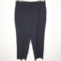 Claiborne Black Dress Pants 36 x 29 Mens Career - $5.55