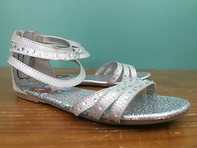 1950f9a0ef0c Disney Frozen Girl s Jeweled Sandals - Size and 50 similar items. 1