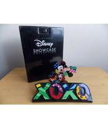 2014 Disney Britto Mickey and Minnie Mouse XOXO Plaque  - $55.00