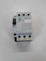 SIEMENS 3VU1300-0MD00, Starter motor protection 0,4-0,24A - $15.96