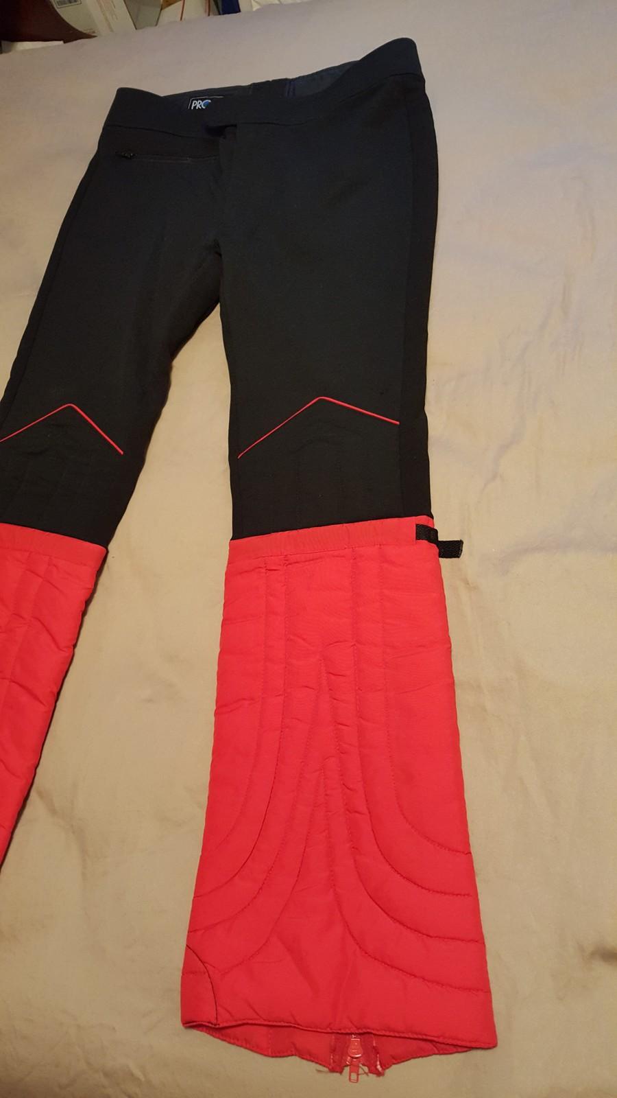 Mens Snowboard Snow Ski Pants Sz 40 Tall image 1