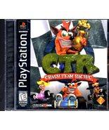Playstation  -  CTR: Crash Team Racing - $44.95