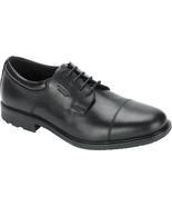 NWOT ROCKPORT Essential Details Waterproof Leather Oxfords Men's 8.5 - $69.25