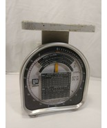 Vintage Pelouze Postal Scale Model Y5 | 5lb Mailing Analog Scale 1988 - $20.00
