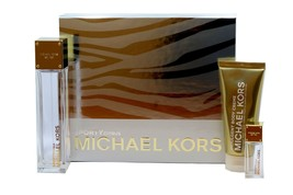 MICHAEL KORS SPORTY CITRUS GIFT SET WITH EAU DE PARFUM SPRAY 100 ML/3.4 ... - $128.21