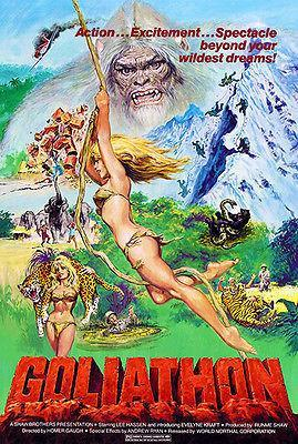 Primary image for Goliathon - 1977 - Movie Poster