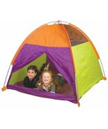 Kids Play Tent House Indoor Outdoor Pop Up Portable Folding Playhouse Ch... - $63.26