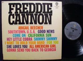 Freddie Cannon [Vinyl] - $26.80