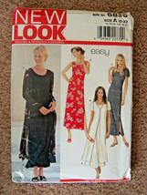 Simplicity~Women Dress w/ Coat~Pattern #6835~Size 10-22 - $9.46
