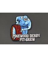 Cub Scout Scouting Pinewood Derby Pit Crew Boy Scout Patch BSA - $12.86