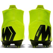 NIKE MERCURIAL SUPERFLY 6 PRO FG VOLT/BLACK SIZE 8.5 BRAND NEW (AH7368-701) image 5