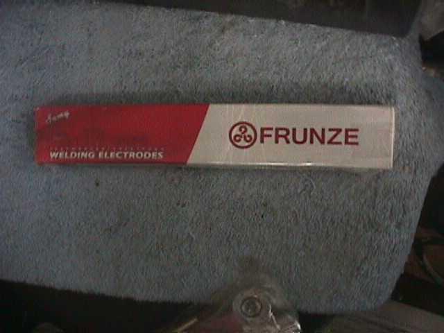 """Welding Electrodes Frunze E6013, 1/16"""", 1lbs .NEW SEALED"""