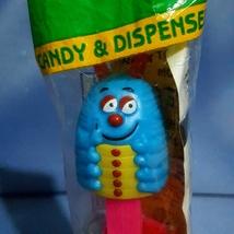 """Bugz """"Caterpillar"""" Candy Dispenser by PEZ (B). - $7.00"""