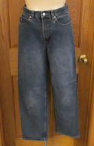 Tommy Hilfiger Boys Blue Jeans Relaxed Straight Leg Kids Size 14 - $9.89