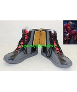 League of Legends LOL  The Blind Monk Lee Sin cosplay shoes  LOL boots #... - $62.00