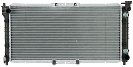 RADIATOR MA3010125 FOR 92 93 94 95 96 97 MAZDA MX-6 / 93 94 95 96 97 MAZDA 626 image 2