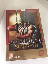 Samurai Shodown Collector's Edition PS4 Playstation 4 EU Limited Edition SNK - $179.99
