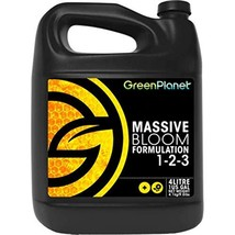Green Planet Nutrients - MEDI-ONE 1 Liter One Part, Start to Finish, All Natural