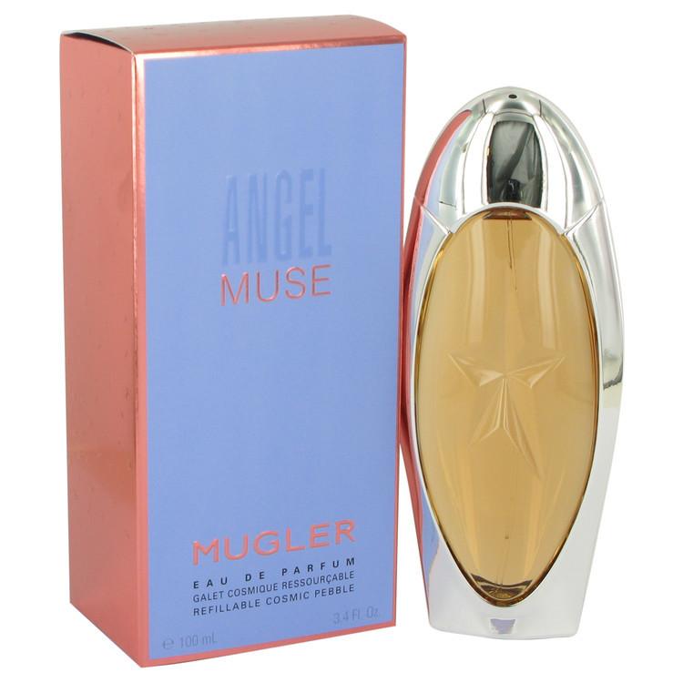 Thierry mugler angel muse 3.4 oz edp spray refillable