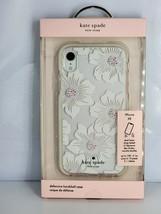 kate spade new york Defensive Hardshell Case for iPhone XR – Hollyhock F... - $22.27