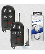 2 For 2011 2012 2013 2014 2015  Dodge Charger Journey Smart Prox Remote ... - $37.59