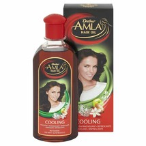 Dabur Amla Cooling Oil with Amla Menthol and Sandalwood 200ml x 2 Bottles - $29.99