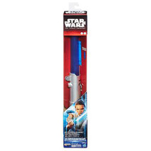 Bladebuilders Star Wars Rey Blue Lightsaber Starkiller Base - $10.88