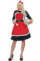 Mrs. Claus Christmas Apron Adult Costume - $16.85+